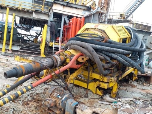 (1) Used 500T NOV TDS5H for sale-IMG-20180723-WA0010