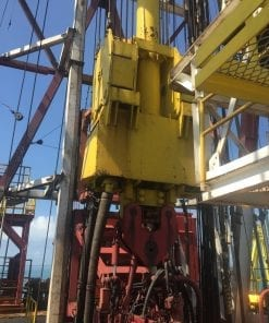 MHWirth DDM HY 650 Ton Top Drive