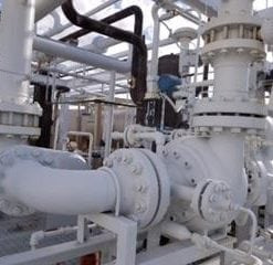 10 MMSCFD Cryogenic Gas Processing Plant Complete System-IMG_5816
