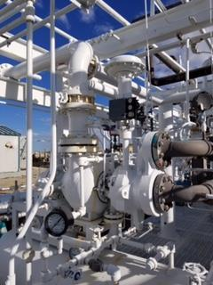 10 MMSCFD Cryogenic Gas Processing Plant Complete System-IMG_5818