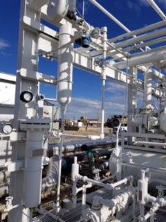 10 MMSCFD Cryogenic Gas Processing Plant Complete System-IMG_5832