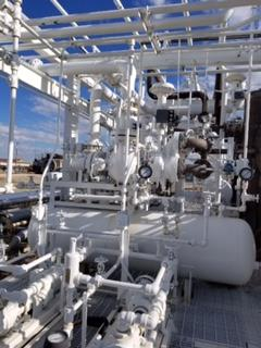 10 MMSCFD Cryogenic Gas Processing Plant Complete System-IMG_5833