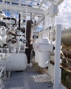 10 MMSCFD Cryogenic Gas Processing Plant Complete System-IMG_5834
