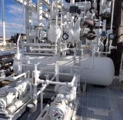 10 MMSCFD Cryogenic Gas Processing Plant Complete System-IMG_5835