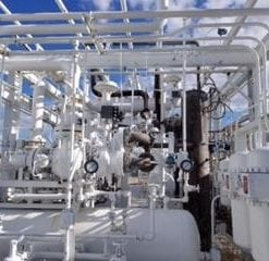 10 MMSCFD Cryogenic Gas Processing Plant Complete System-IMG_5836
