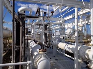 10 MMSCFD Cryogenic Gas Processing Plant Complete System-IMG_5837