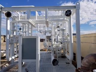 10 MMSCFD Cryogenic Gas Processing Plant Complete System-IMG_5838