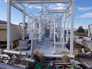 10 MMSCFD Cryogenic Gas Processing Plant Complete System-IMG_5851