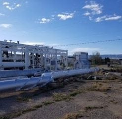 10 MMSCFD Cryogenic Gas Processing Plant Complete System-IMG_5853