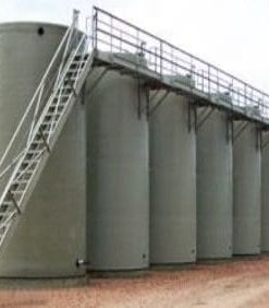 1000 BBL High Profile Steel Production Tank