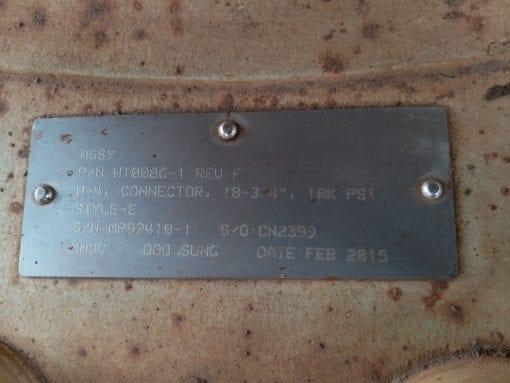 (1)Used Axon BOP 18-34 for sale-IMG-20180818-WA0010