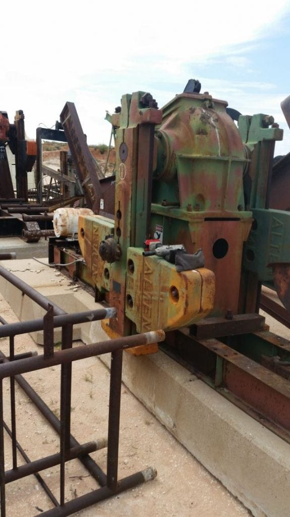 114-Alten-Pumping-Unit