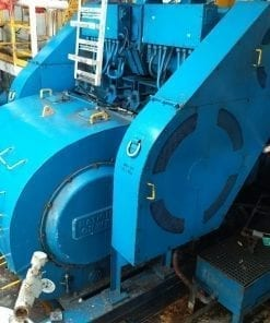 NOV FC-1600 Triplex Mud Pump