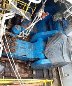 (3) Used NOV 12P 160 Triplex mud pump for sale-IMG-20180723-WA0005