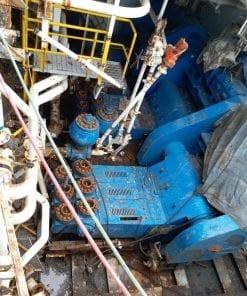 (3) Used NOV 12P 160 Triplex mud pump for sale-IMG-20180723-WA0007