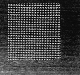 6.33x3358micronholes