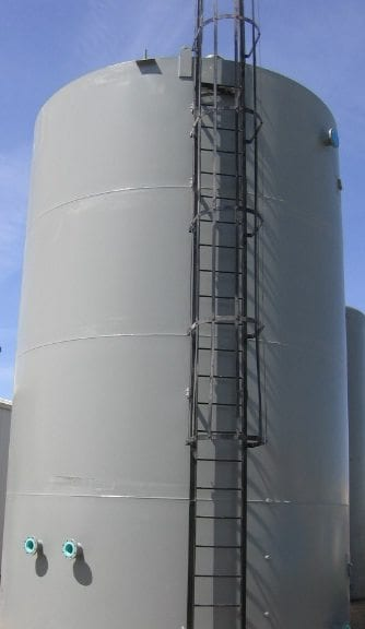 750 BBL High Profile Steel Production Tank