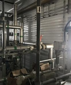 Amine Sweetening Package 7.18 MMscfd Used-EXB-T001-22