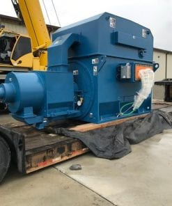 CO2 Compressor Packages 14000 HP MAN Centrifugal Compressors WEG Motors-IMG_0551