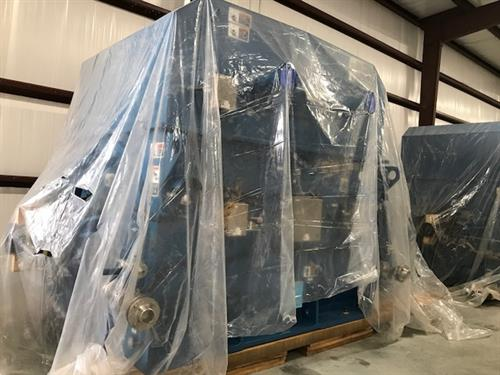 CO2 Compressor Packages 14000 HP MAN Centrifugal Compressors WEG Motors-IMG_1113