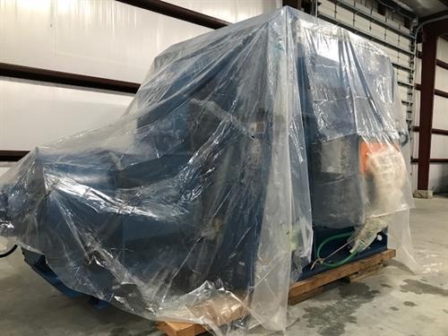 CO2 Compressor Packages 14000 HP MAN Centrifugal Compressors WEG Motors-IMG_1115