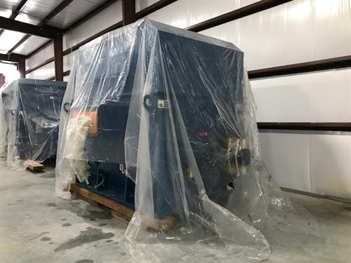 CO2 Compressor Packages 14000 HP MAN Centrifugal Compressors WEG Motors-IMG_1116