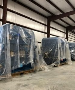 CO2 Compressor Packages 14000 HP MAN Centrifugal Compressors WEG Motors-IMG_1117