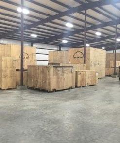 CO2 Compressor Packages 14000 HP MAN Centrifugal Compressors WEG Motors-IMG_6991