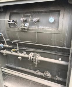 Horizontal Heated Separators 3-phase 36 x 12 300 PSI New-15261.5