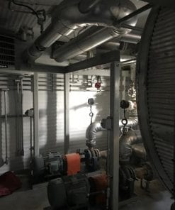 Hot Oil Heat Medium Package 4.0 MMBTUHR 1172 kW Used-Picture18