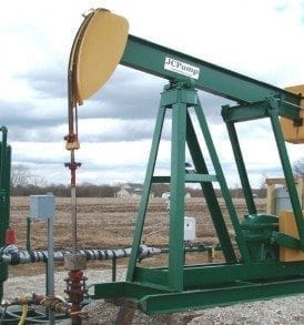 JC Pump Jack 16DB-43-30