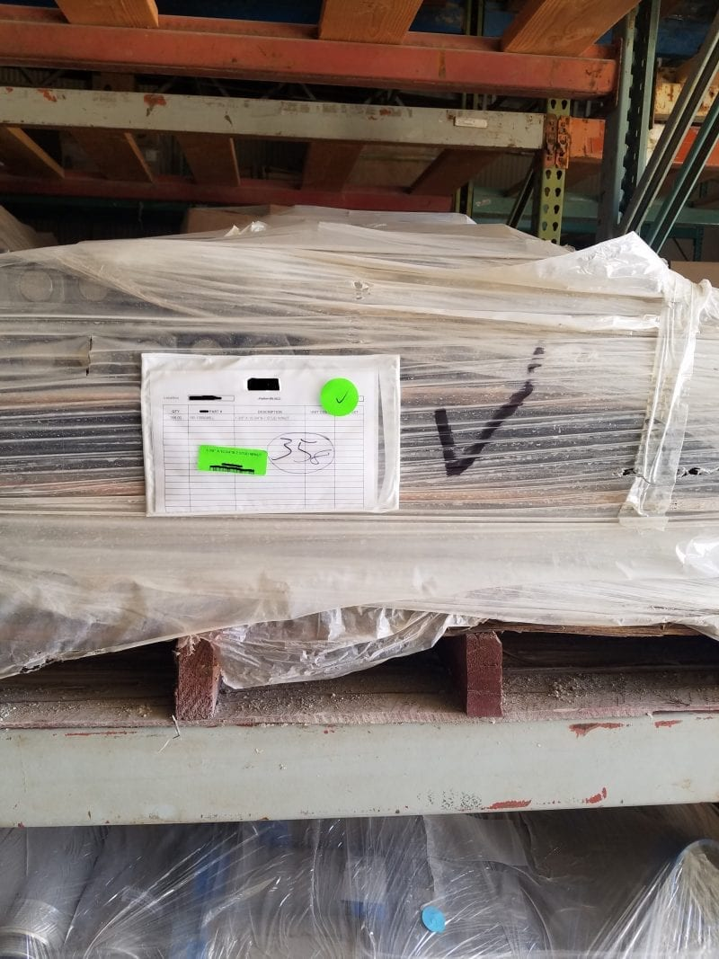 Oilfield Supply Parts Lot #N7686-A