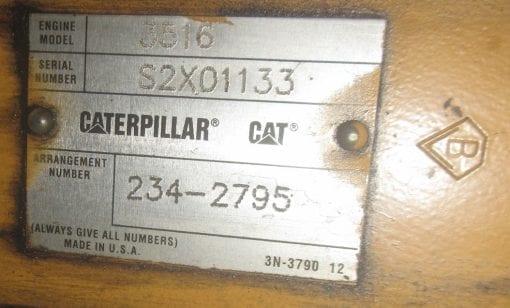 ME CAT 3516 1920KW@1600RPM. (3)