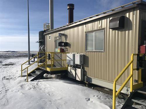 Mono-Ethylene Glycol (MEG) Utility Heat Medium Package 1.5 MMBTUHR 439.5 kW Used-IMG_4694
