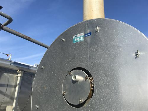 Mono-Ethylene Glycol (MEG) Utility Heat Medium Package 1.5 MMBTUHR 439.5 kW Used-IMG_4696