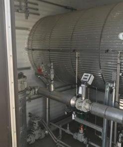 Mono-Ethylene Glycol (MEG) Utility Heat Medium Package 1.5 MMBTUHR 439.5 kW Used-IMG_4699