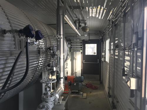 Mono-Ethylene Glycol (MEG) Utility Heat Medium Package 1.5 MMBTUHR 439.5 kW Used-IMG_4701