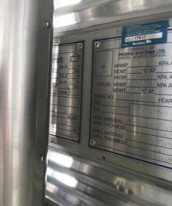 Mono-Ethylene Glycol (MEG) Utility Heat Medium Package 1.5 MMBTUHR 439.5 kW Used-IMG_4703