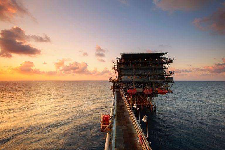Oilfield Equipment-Offshore-Oil-Rig