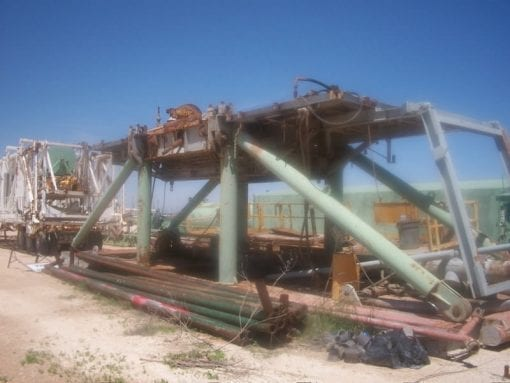 2000HP Oilwell Drilling Rig with 2000 HP Drawworks