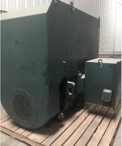 Reciprocating Compressor Package Components 450 HP Ariel JGE-2 Toshiba-compressor