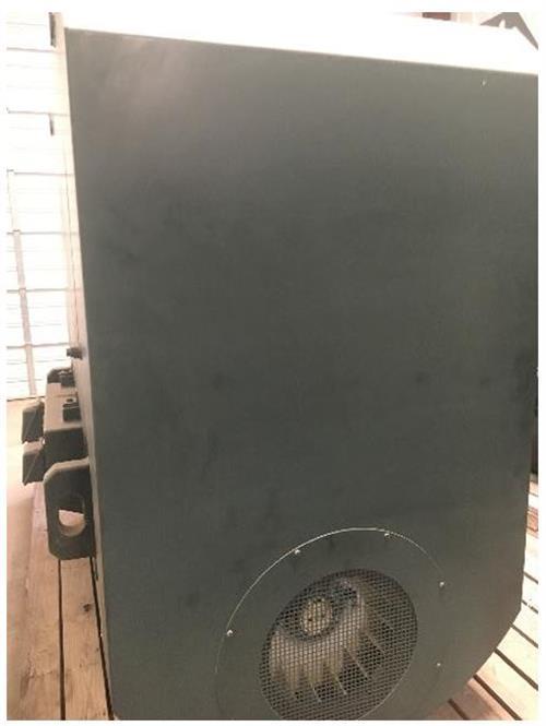 Reciprocating Compressor Package Components 450 HP Ariel JGE-2 Toshiba-compressor_3