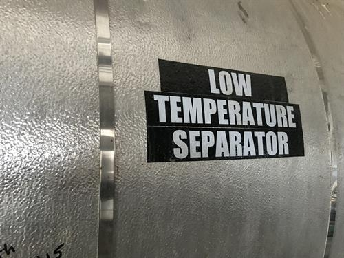 Refrigeration Package 5 MMscfd Used-EXB-T015-14