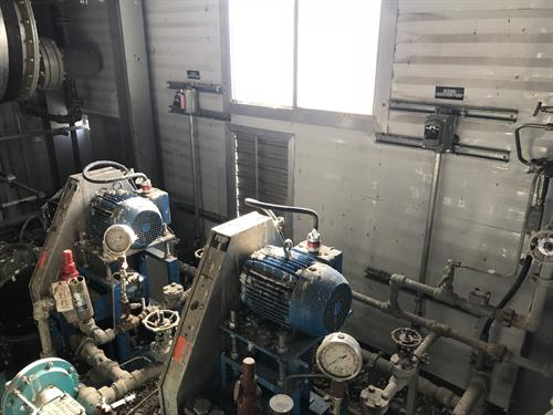 Refrigeration Package 5 MMscfd Used-EXB-T015-18