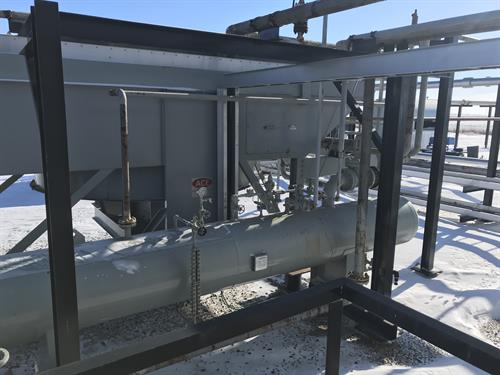Refrigeration Package 5 MMscfd Used-EXB-T015-30