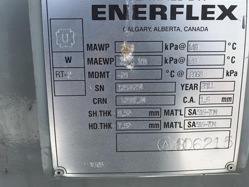 Refrigeration Package 5 MMscfd Used-EXB-T015-32