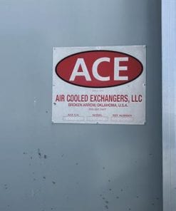 Refrigeration Package 5 MMscfd Used-EXB-T015-33