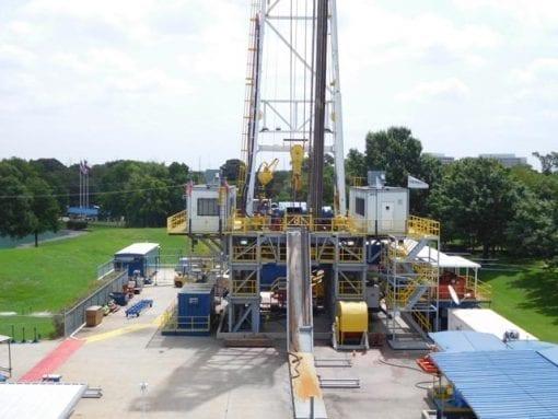Skytop Brewster N-95 1500 HP Drilling Rig