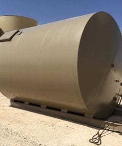 1000 BBL Steel Production Tank