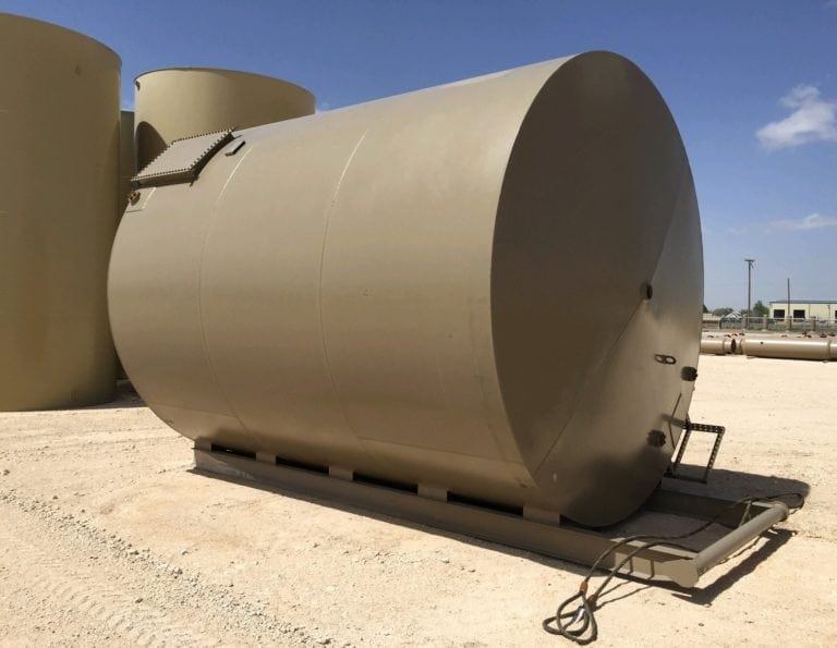 1000 BBL Steel Production Tank